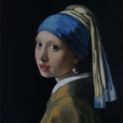 La Jeune fille à la perle