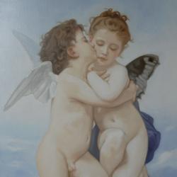 Amour et Psyché enfants