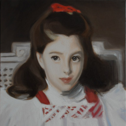 Portrait de Mademoiselle Dorothy Vickers