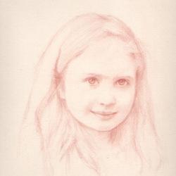 Portrait de Mathilde.B